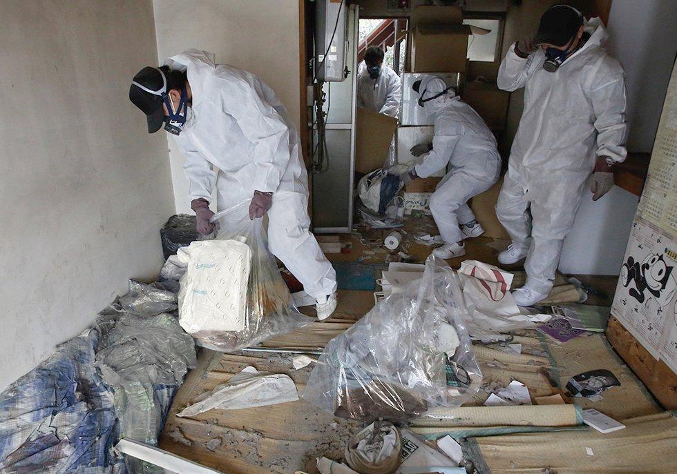 Proč je nutná dezinfekce bytu po zemřelém?
